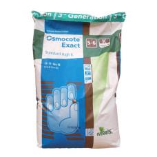 Удобрение для улучшения цвета и формы Osmocote Exact High-K 5-6м 12-7-19+TE 100 г