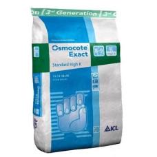 Удобрение для улучшения цвета и формы Osmocote Exact High-K 8-9м 12-7-19+TE 100 г