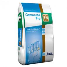 Удобрение для длительного удобрения Osmocote Pro 5-6м 19-9-10+2MgO+ТЕ 100 г