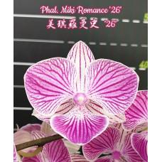 Phal. Miki Romance 26 big lip
